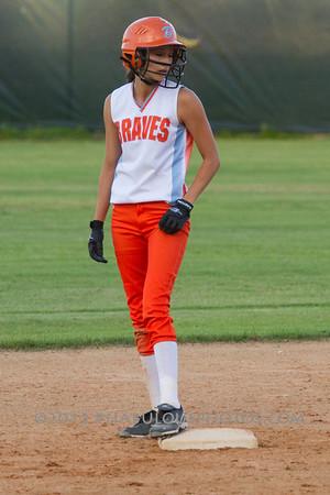 Jacksonville Mandarin @ Boone Girls Varsity Softball FHSAA Playoffs - 2012