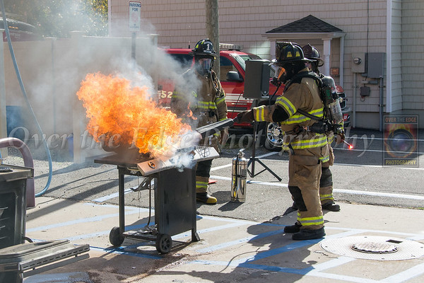 Glen Cove Fire Prevention and Open House 10/23/2016