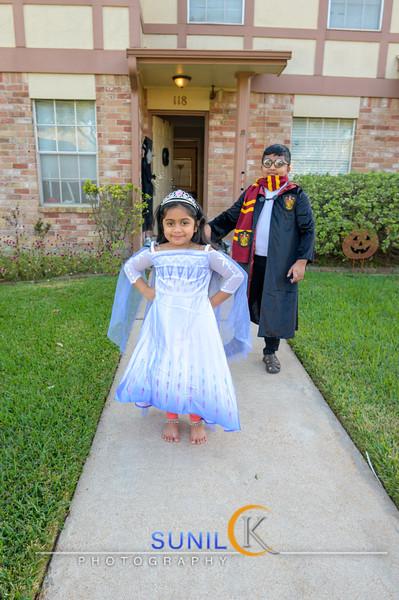 Kids Halloween 2020