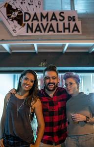 Damas da Navalha - Inauguração