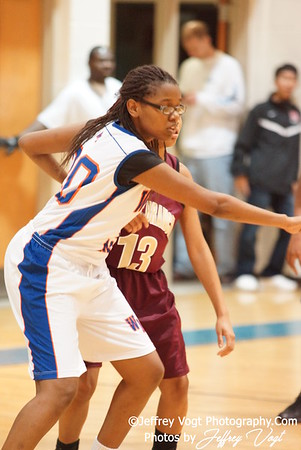 12-06-2011 Watkins Mill HS vs Paint Branch HS Varsity Girls Basketball, Photos by Jeffrey Vogt Photography
