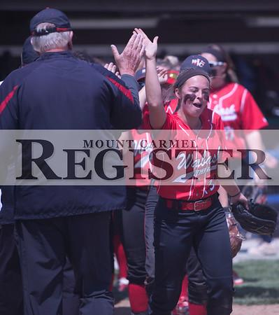2016 - Region XXIV Tournament - Wabash Valley vs Olney Central