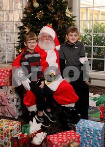 2015 Santa Portraits