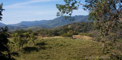 Scenic View near La Reyna, Nicaragua