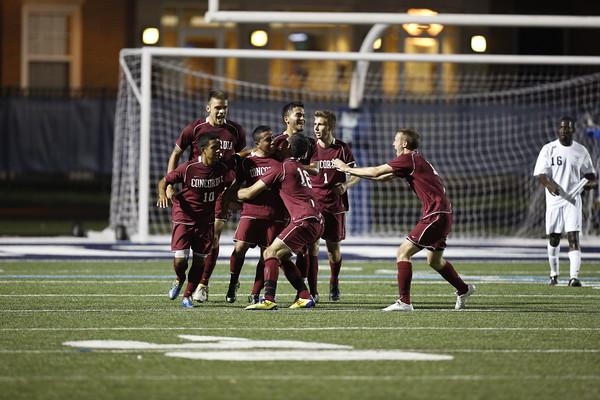 CUC Men's Soccer