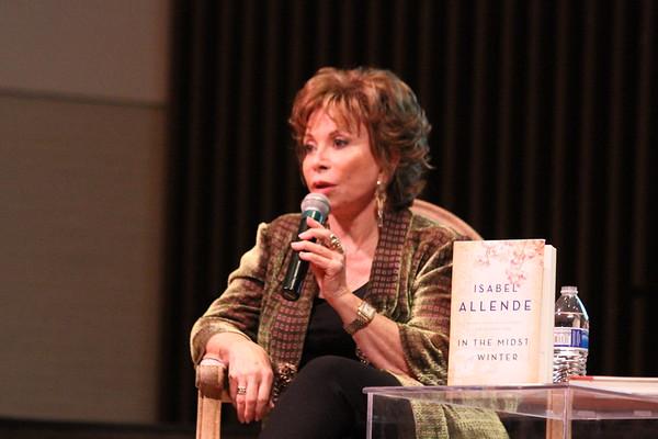 Isabel Allende (11.17.17)