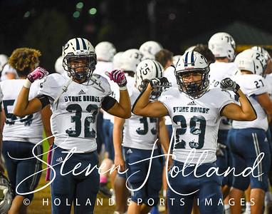 Football JV - Stone Bridge vs Briar Woods 10.01.2018 (by Steven Holland)
