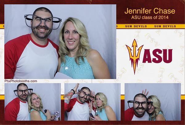 Jennifer Chase's Graduation Celebration