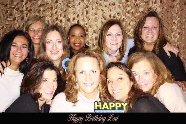 Lori's 60th Birthday