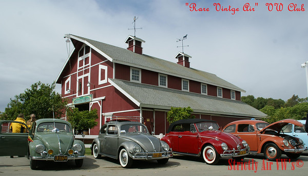Rare Vintage Air VW Club