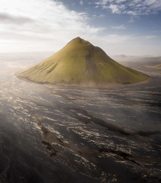 Maelifell 2 aerial drone Iceland Highlands landscape photography.jpg
