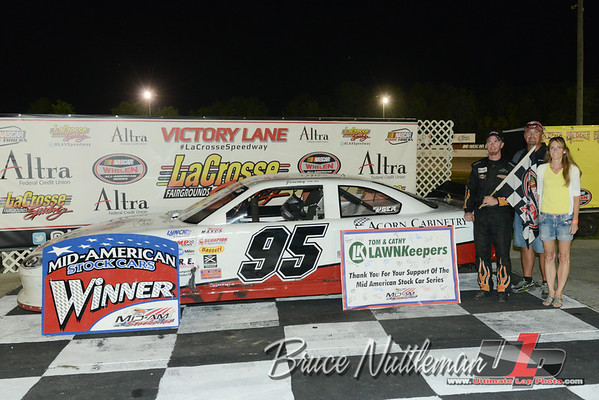 LaCrosse Speedway Races, August 16th, 2014