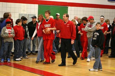 Boys Varsity Basketball - 2/5/2010 Newaygo (Parent's NIght)