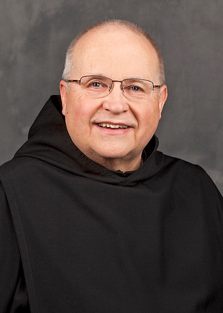 Fr. Barnabas Gillespie, OSB
