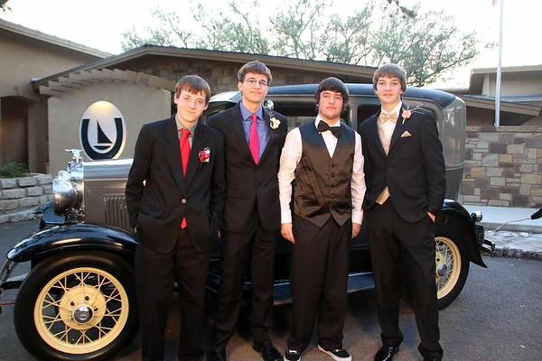 LHS Prom 2015