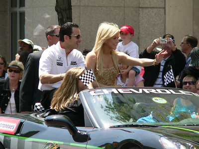 2008 Indy 500 Parade