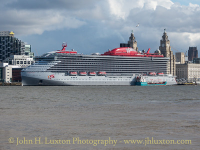 SCARLET LADY visits Liverpool - February 25, 2020