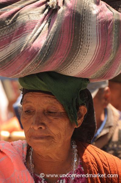 Totonicapan Market, Guatemala