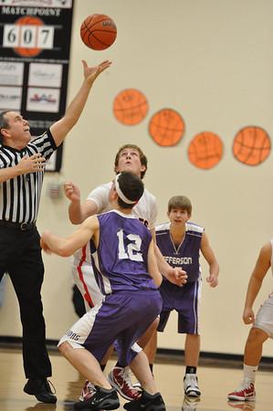 SC vs. Jefferson Boys High School Basketball