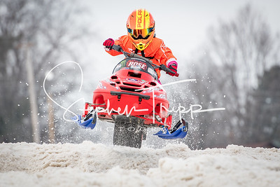 Fire On Ice - Snowmobiles