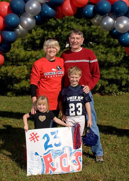 2008 Homecoming Fundraiser Shots