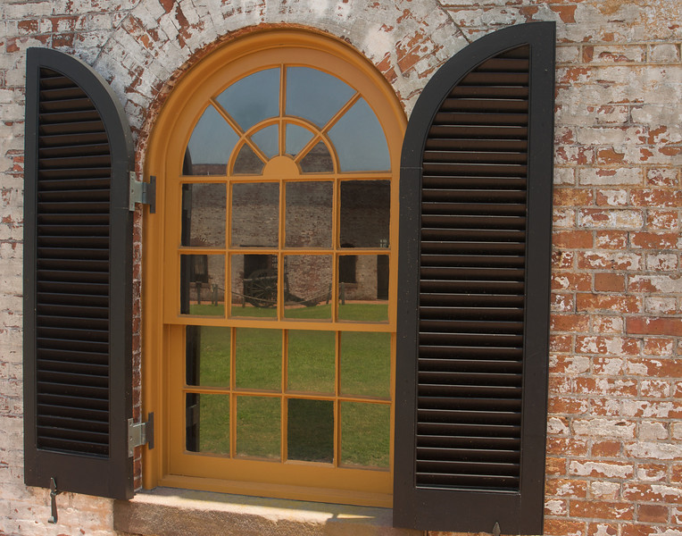 Reflections on Fort Macon