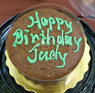 Judy Birthday at Accotink  2005