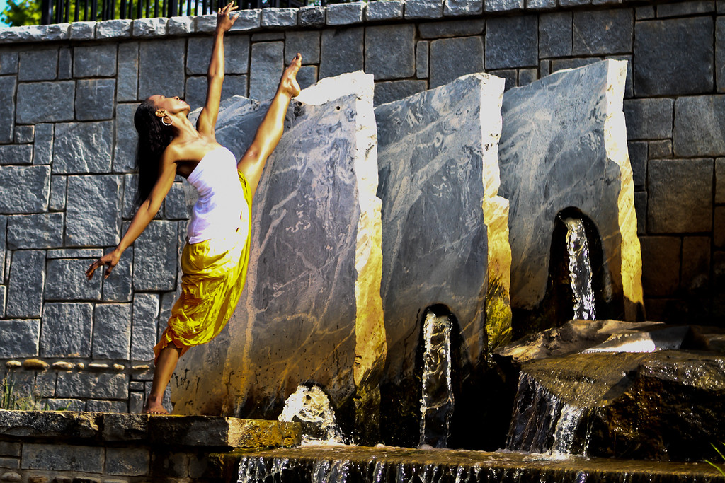 Amber Falls