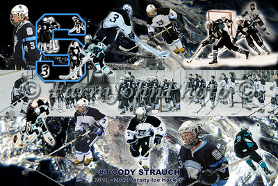#3 Cody Strauch Collage Review