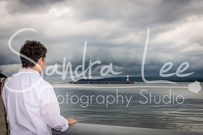 Nicolas 2017 Petoskey Senior Pictures - Bay Harbor