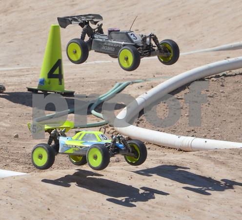 sportsman nitro buggy b-main
