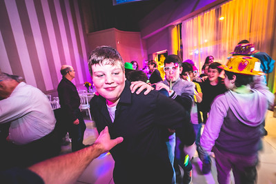 Asaf Bar Mitzva - Party