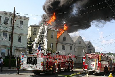 Chelsea, MA - 4th Alarm, 450 Eastern Ave, 7-14-06