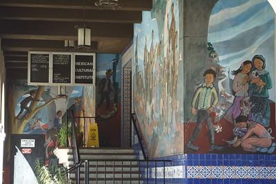 Leo Politi Mural