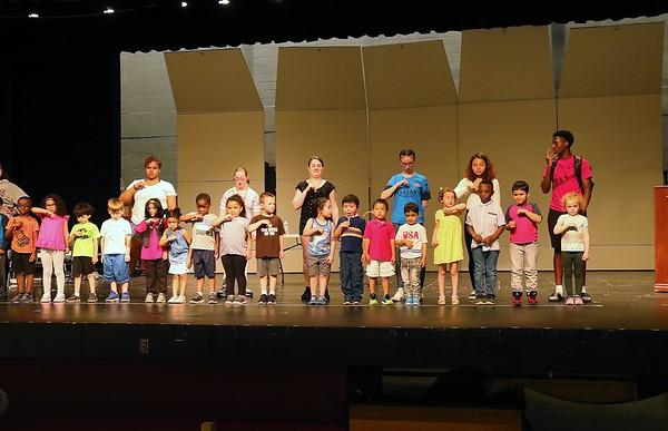 Child Development Graduation Practice 5/28/2019