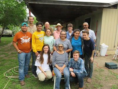 Spring 2017 Mission Trips to Eagle Pass