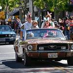 18TH ANNUAL CAMPBELL BUNNIES AND BONNETS PARADE