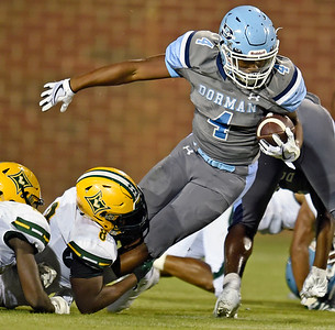Dorman Cavaliers vs Laurens Raiders