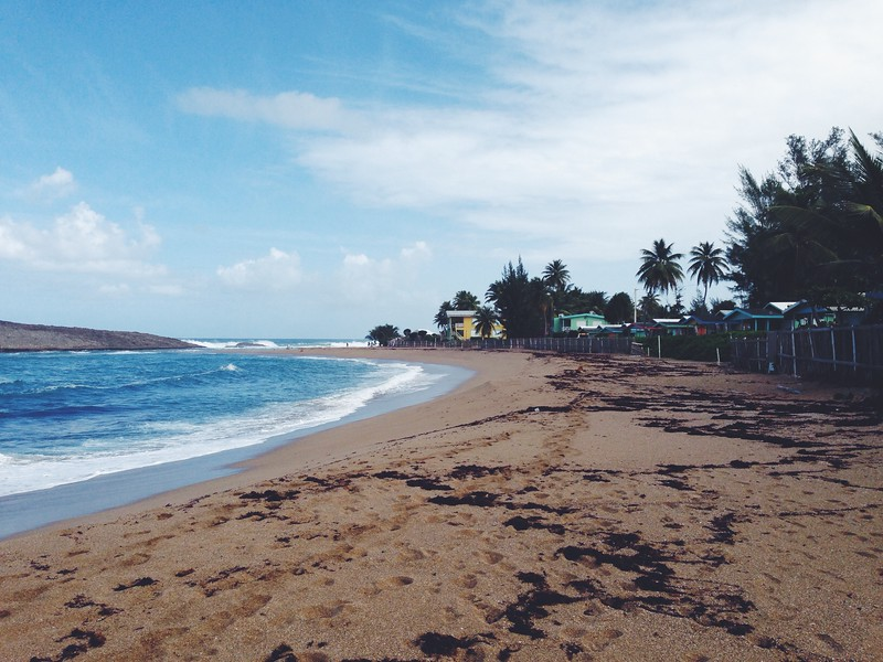 2014 • Playa Montones / Isabela, PR