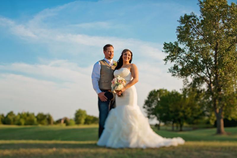 Kyle and Mistin's Wedding