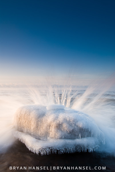 Rock, Ice and Waves