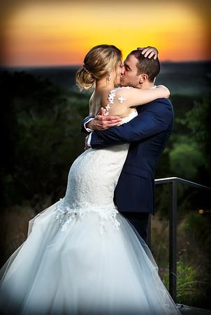 Chelsea and Ian's wedding