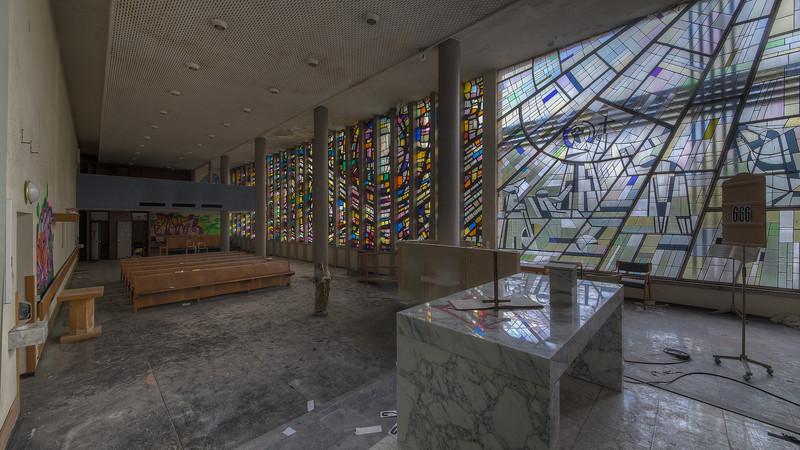Urbex - Hospital Saint Pigeon
