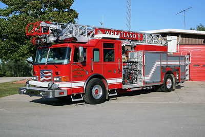 TOWN OF WHEATLAND FIRE DEPARTMENT