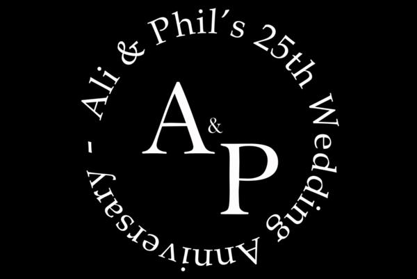 Mirror Booth Hire - Ali & Phil's 25th Wedding Anniversary