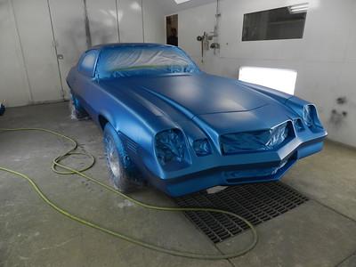 1980 Chevrolet Camaro - Tony Zanetti
