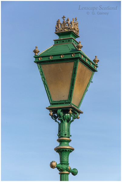 Lord Provost lamp, Trinity (2)