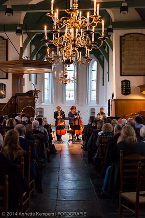 Concert Judith Jamin en Sebastiaan van Eck