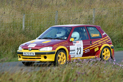 S. M. C. Members at the Tyneside Stages Rally (11th of August 2013)
