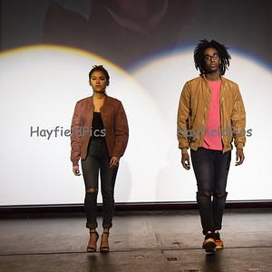 Fashion Show Rehearsal 2/10/16